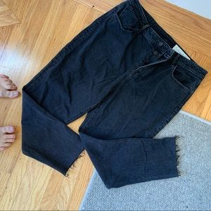 Treasure & Bond black plus size jeans